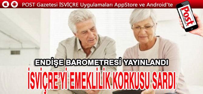 """İSVİÇRE'NİN """"ENDİŞE RAPORU"""" YAYINLANDI"""