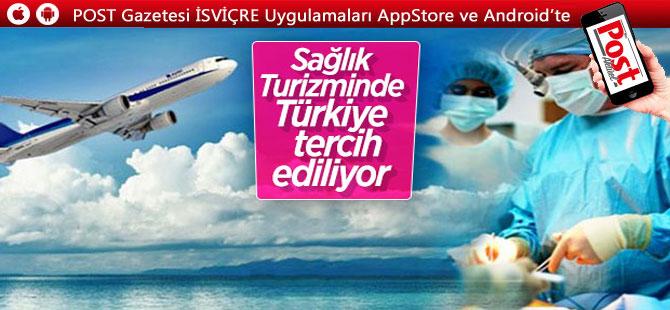 Sağlık turizminde en çok Türkiye tercih ediliyor