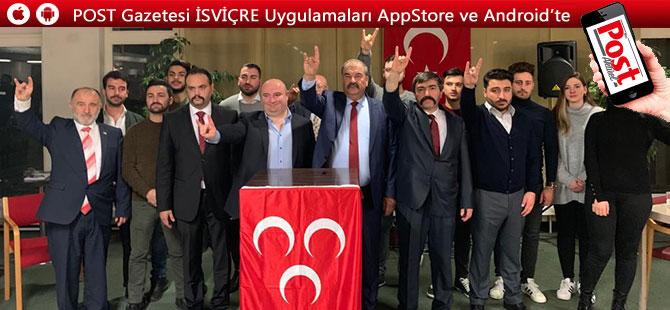 Zürih Türk Ocağı başkanı Mustafa Önder oldu