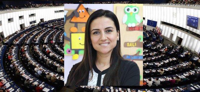 Dilek Öğretmen'e Avrupa Parlamentosu'ndan davet