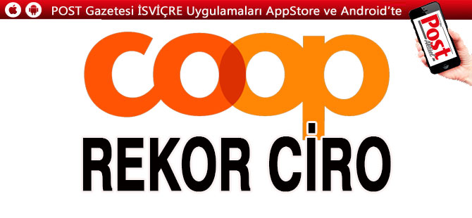 Coop'tan YENİ rekor Ciro