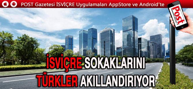 İsviçre sokaklarına Türk çözümü 'akıl' geliyor