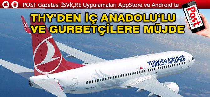 Ankara THY'nin yeni merkezi oluyor