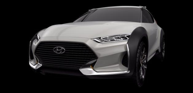 Hyundai, gelecekteki tasarımını görücüye çıkardı