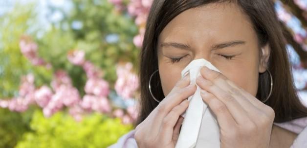 Baharla gelen hastalık