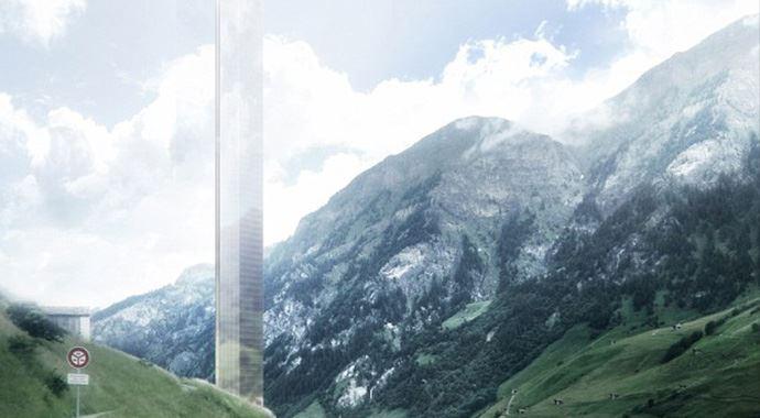 Avrupa'nın en yüksek gökdeleni İsviçre'de inşa edilecek