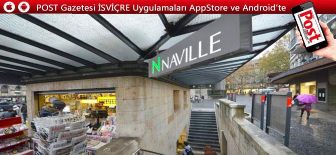 Naville, Cenevre'deki işlerini sınırlandırıyor……