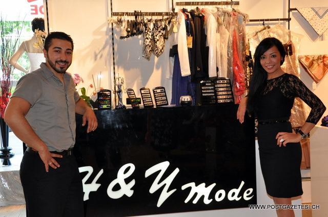 Şık-modern kıyafetlerle gelen güzellik H&Y'de