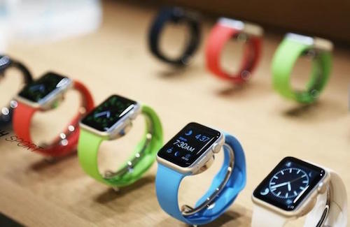 Apple Watch İsviçre'de Patent engeli