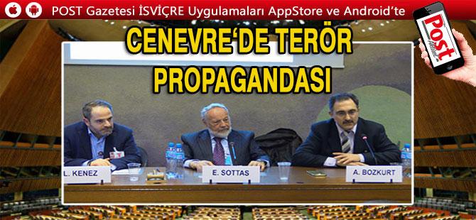 Yer: BM... PKK'lılardan tam destek FETÖ'den propaganda!
