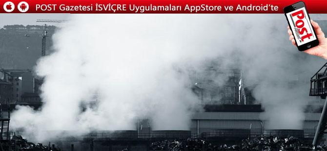 Avrupa'da hava kirliliği yüzünden yılda 800 bin kişi ölüyor