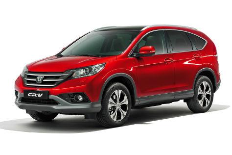 Honda CR-V yenilendi