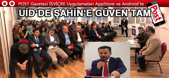 """UİD'de """"III. Murat devri"""" başladı"""