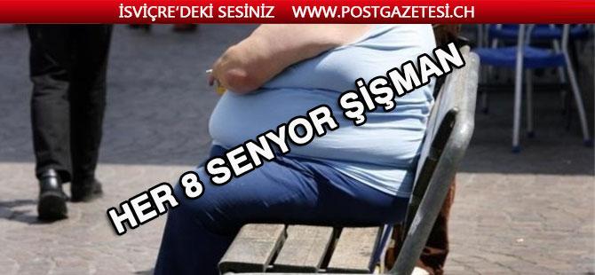 Senyorlar'da obezite sayısı artıyor
