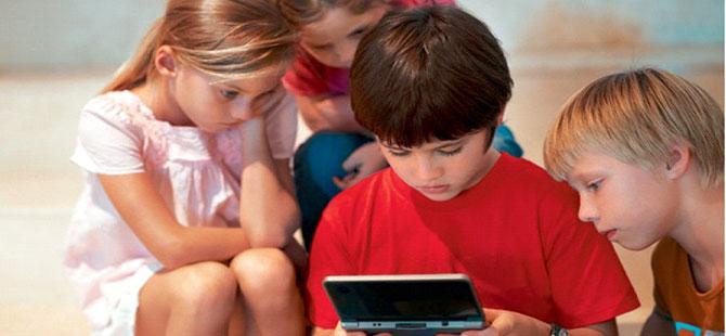 Çocuklarda 'ekran bağımlılığı'na dikkat