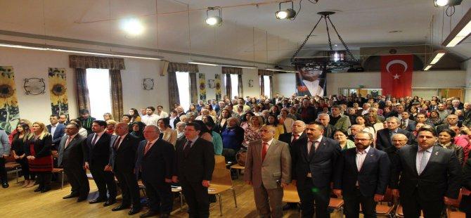 CHP İsviçre Birliği Köklü'yle devam dedi