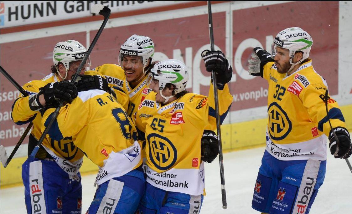 Şampiyon HC Davos