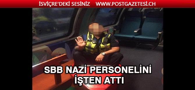 Nazi Propaganadası yapan Personel kovuldu
