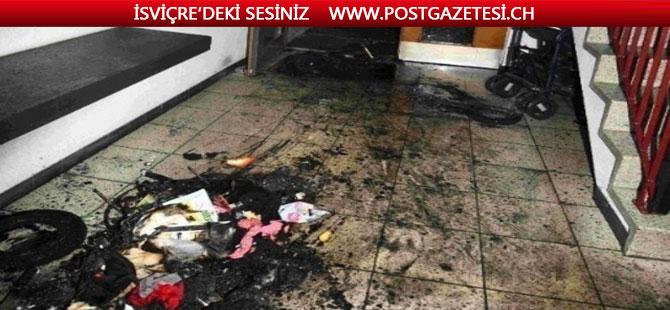 St.Gallen'de çirkin saldırı…….