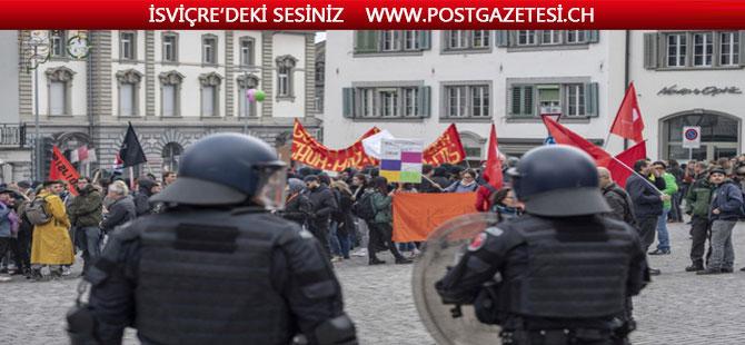 İsviçre'de KKK, hortladı