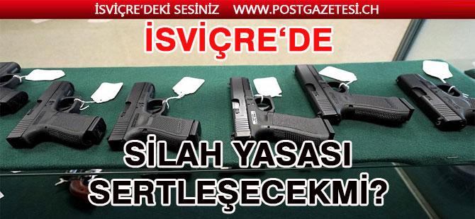 Silah yasası oylanacak