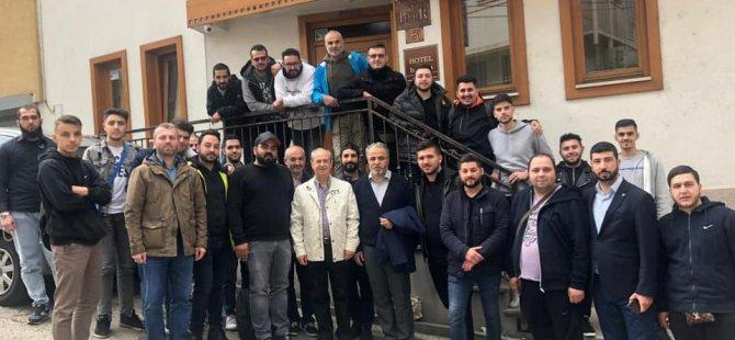 Türk Diyanet Vakfı, Gençlik Komisyonu Saraybosna Gezisi