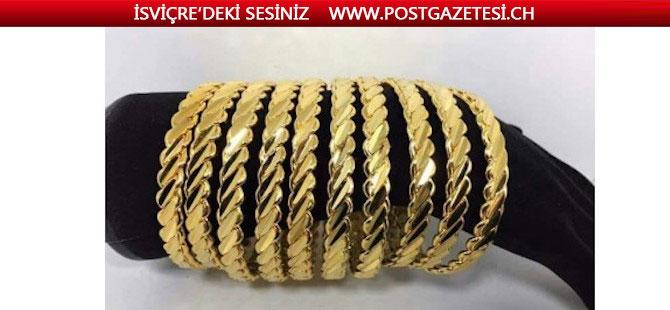 Türkiye'den dönen gurbetçinin bileziklerine el kondu