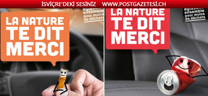 Yollarımızı temiz tutalım kampanyası