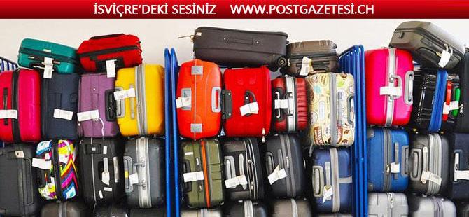 Her yıl milyonlarca valiz kayboluyor!