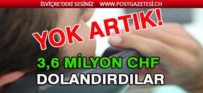 DOLANDIRICI SAHTE POLİSLERE SERVETİNİ TESLİM ETTİ