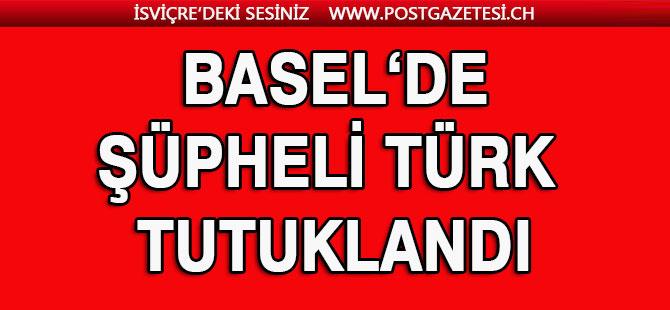 ADAM YARALADIĞI ŞÜPHESİYLE BASEL'DE TÜRK TUTUKLANDI