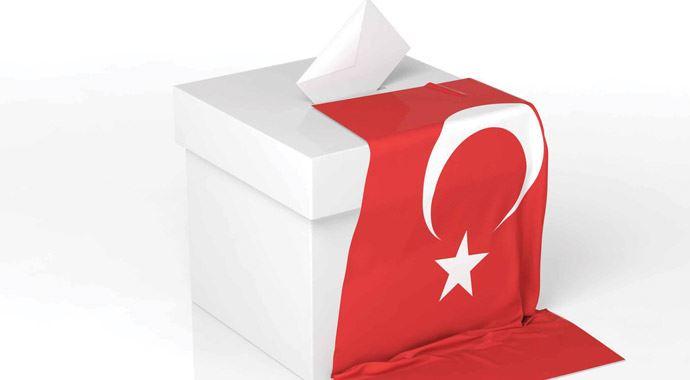 Yurtdışından bağımsız adaylara oy verilemiyor