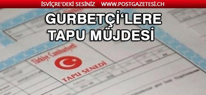 Artık Türkiye'ye gitmek zorunda kalmayacaksınız