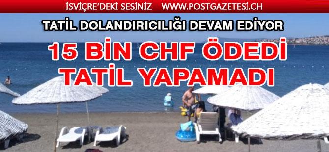 """TATİLİNİZ ZEHİR OLMASIN! """"Ҫok uygun Türkiye tatili"""" tuzağına düşmeyin"""