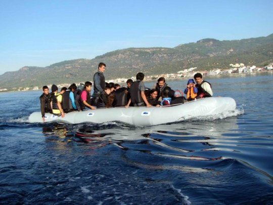 İsviçre Mültecileri Video ile korkutuyor / VİDEO