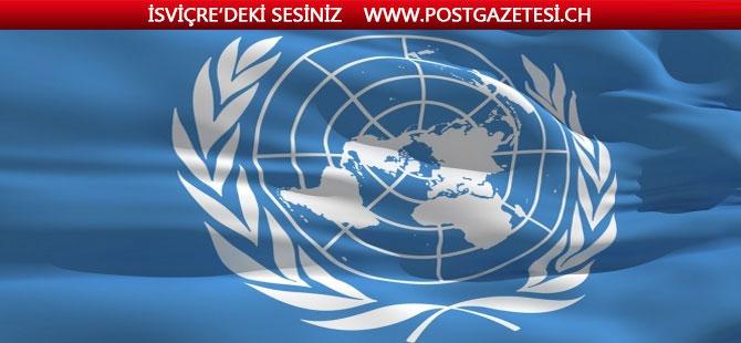 BM'den koronavirüs nedeniyle küresel ateşkes çağrısı