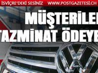 Volkswagen mağdurlara tazminat ödeyecek