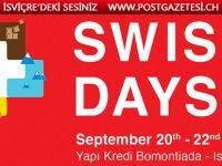 İsviçre Günleri, İstanbul'da başlıyor