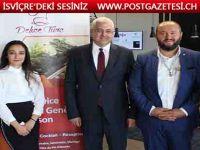 Cenevre'de ilk olarak bir Türk yemek firması (Catering) faaliyete geçti