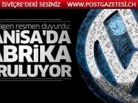 Volkswagen'den Türkiye'ye milyarlık yatırım: Fabrika Manisa'da açılıyor