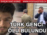 Türk genci tren garında ölü bulundu