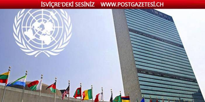 Cenevre, BM'lerde Vatansızlık Konferansı