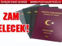 Pasaport harcı ve trafik cezalarına zam geliyor