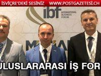 """""""23. Uluslararası İş Forumu"""""""