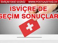 İsviçre'deki genel seçim sonuçları