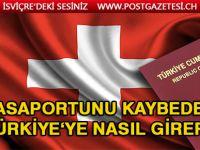 İsviçre vatandaşı girebilirken Türk vatandaşı giremiyor