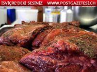 Basel merkezde, glüten ve laktozlu etler satışta
