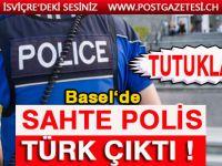 Polis kılığında dolandırıcılık yapan 1 Türk tutuklandı