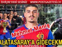"Galatasaray'a İsviçre'den ""Türk Robben""!"