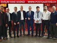 FC Galatasaray'da İlhan dönemi başladı